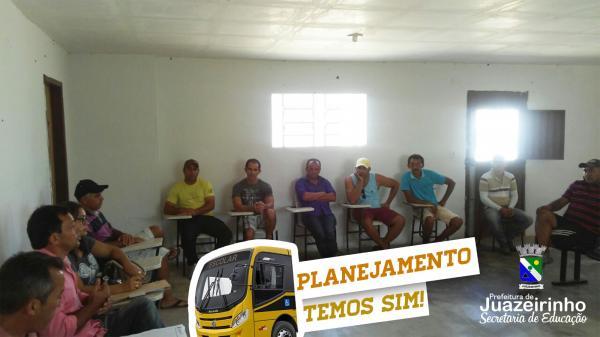 SECRETARIA DE EDUCAÇÃO INVESTE EM TRANSPORTE ESCOLAR E GARANTE ATENDIMENTO...