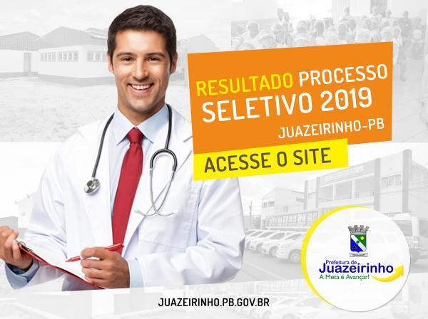 RESULTADO FINAL DO PROCESSO SELETIVO SIMPLIFICADO DE ACORDO COM O...