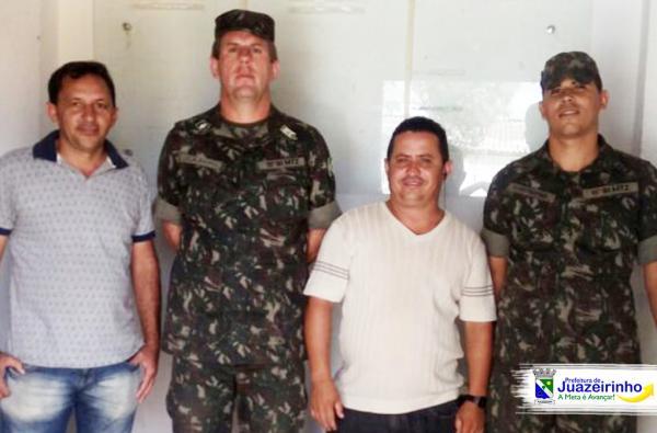 EXÉRCITO BRASILEIRO E PREFEITURA DE JUAZEIRINHO AMPLIAM SERVIÇOS DE ABASTECIMENTO...