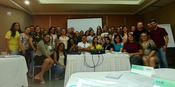 Secretário de Assistência Social participa de curso sobre Transferência de Recursos fundo a Fundo da Assistência Social