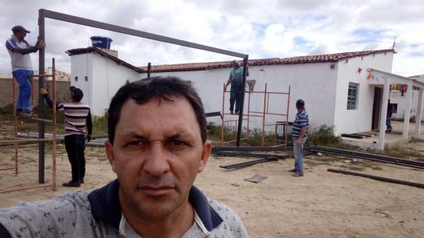 PREFEITURA DE JUAZEIRINHO CRIA CANTEIRO DE MUDAS