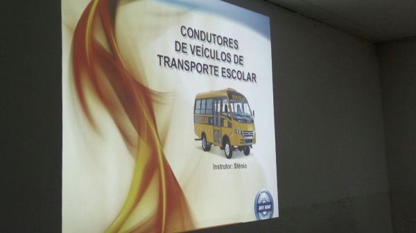 PREFEITURA DE JUAZEIRINHO PROMOVE CURSO DE CONDUTORES DE VEÍCULOS DE...