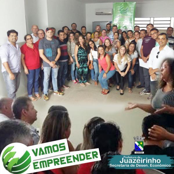 Secretário de Desenvolvimento Econômico participa de palestras e treinamentos do...
